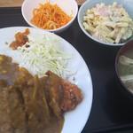 かもいけ食堂 - 料理写真: