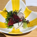 日本料理 栗吉 - お刺身