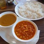 インドキッチン ドラゴンカレー - 料理写真: