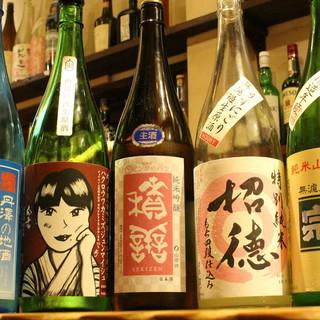 まずは『おまかせで』!新しい出会いが待ってる…。◇日本酒◇