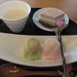 胡蝶 - デザート