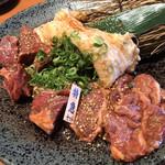 焼肉特急 - 料理写真:特急セット