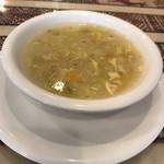 アルコイリス - スープ。優しい味です