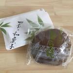 笹屋 - 豆大福とどら焼き