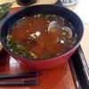 Kaitenzushikassen - 料理写真:シジミ汁