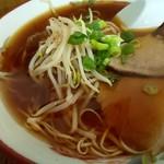 第三スター - 料理写真:中華そば ※単品だ550円