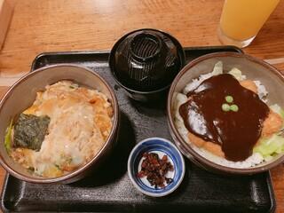 カツ丼 野村