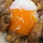 吉野家 - 鶏すき丼