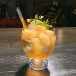 Cafe and Bar on℃ -温度- - アップルマンゴーシードル
