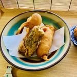 ちゅらちゅら - 天ぷらセット