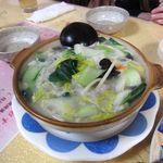 和興楼 - 肉団子と春雨鍋