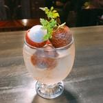 Cafe and Bar on℃ -温度- - ライチシードル