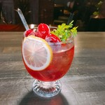 Cafe and Bar on℃ -温度- - ベリー・ベリーシードル