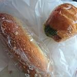 こがねパン - 料理写真: