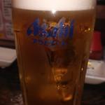 丸一 - 生ビール