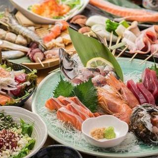 海鮮食べるなら浜焼太郎
