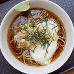 みなさん亭 - 料理写真:とろろ蕎麦 (冷やし¥550税込み)