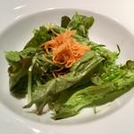 アーユル ベイブ カレー - サラダ
