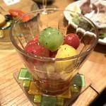 BAR平松 - プチトマトマリネ