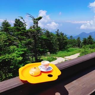 横手山頂ヒュッテ 雲の上のレストラン - 料理写真: