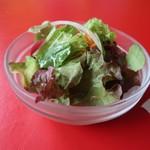 テコテコ - サラダ