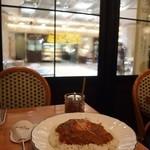 カレー料理の店 白川 - キーマカレー