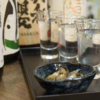 お好み焼きから広島名物、廣島地酒まで一軒で廣島満喫出来る店