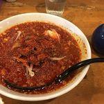 美食菜工房 蓮 - 料理写真:真 担々麺