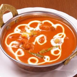 ネパールの本格家庭料理を、本場のスタッフがご提供♪