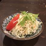 石垣島きたうち牧場 - サラダ