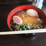 そば処 - 料理写真: