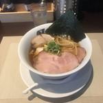 牟岐縄屋 - 料理写真:縄中華そば 低糖質麺バージョン