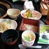 Sumibien - 料理写真:ランチメニュー全てに付いてくるセット!