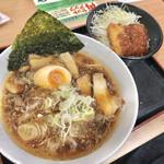 越後川口サービスエリア(上り線)フローリーカフェ - 料理写真:
