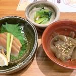 京やさいと水たき 華味鳥 - 博多の前菜