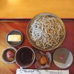 112976785 - 福井梅もり蕎麦