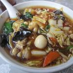 味功 - 五目麺
