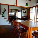 カフェ・ルーラル - 店内①