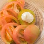 ガリトマトスライス