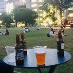 ラシーヌ ファーム トゥー パーク - ビールと南池袋公園