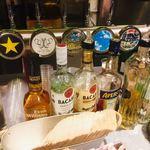 ラシーヌ ファーム トゥー パーク - 内観2:ビールサーバーと酒
