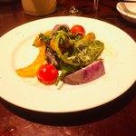 ワイン食堂 ゴッチス - ◾️旬の野菜のロースト