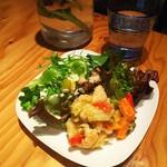 Days Kitchen Vegetable House - サラダ