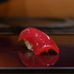 さえき - 料理写真:鮪赤身 和歌山勝浦