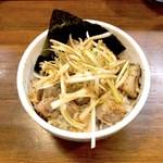 112997234 - 肉めし(150円)