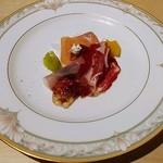 食工房 セルクル - 前菜