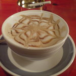 Caffe Vitale - カフェ・キャラメアート(550円)