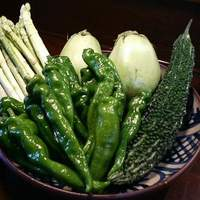 赤焼瓶 - 京野菜と沖縄野菜