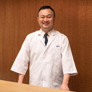 宮本大介氏(ミヤモトダイスケ)─名店から独立した、若き実力派