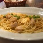 イル カルディナーレ - 麺はリングイネ